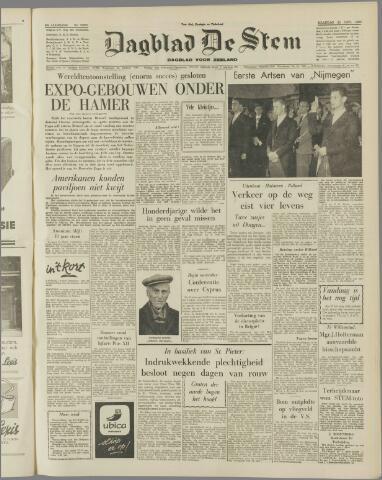 de Stem 1958-10-20