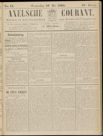 Axelsche Courant 1905-05-10