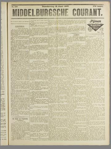 Middelburgsche Courant 1927-06-16