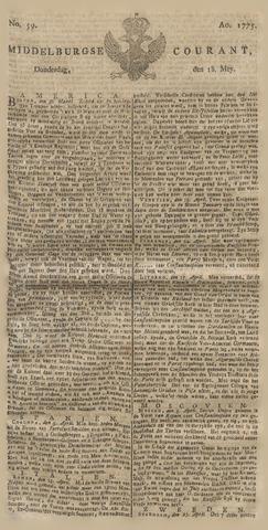 Middelburgsche Courant 1775-05-18