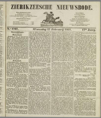 Zierikzeesche Nieuwsbode 1861-02-27