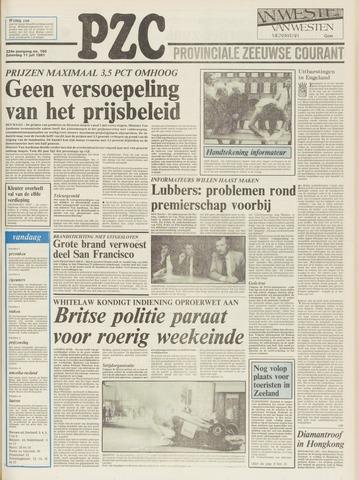 Provinciale Zeeuwse Courant 1981-07-11
