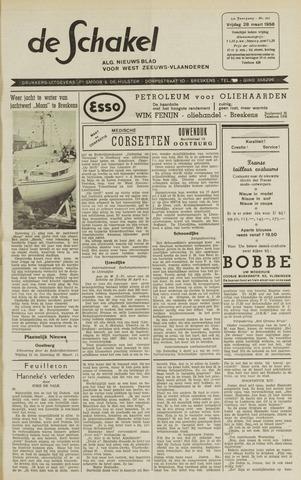 De Schakel 1958-03-28