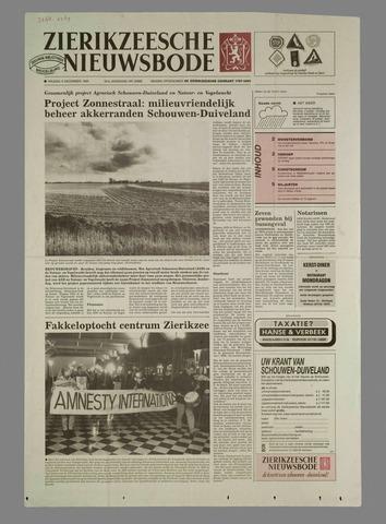 Zierikzeesche Nieuwsbode 1994-12-09