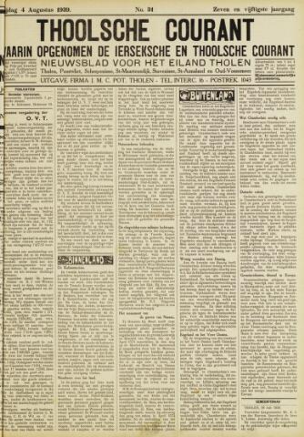 Ierseksche en Thoolsche Courant 1939-08-04