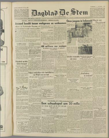 de Stem 1949-10-01