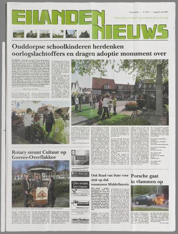 Eilanden-nieuws. Christelijk streekblad op gereformeerde grondslag 2007-04-27