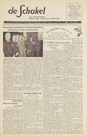 De Schakel 1965-04-16