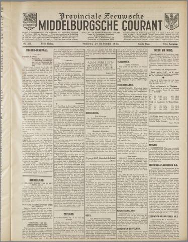 Middelburgsche Courant 1932-10-28