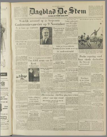 de Stem 1953-10-19