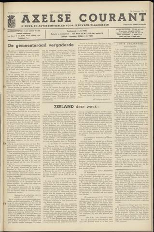 Axelsche Courant 1960-06-04