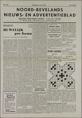 Noord-Bevelands Nieuws- en advertentieblad 1983-03-24