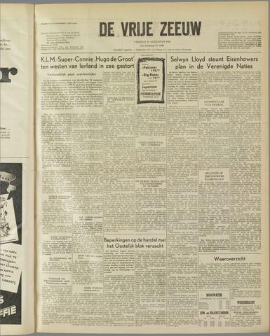 de Vrije Zeeuw 1958-08-15