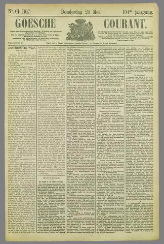 Goessche Courant 1917-05-24