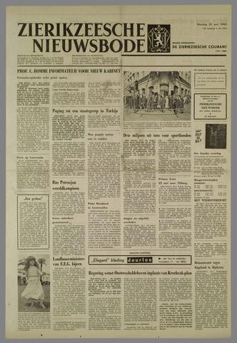 Zierikzeesche Nieuwsbode 1963-05-21