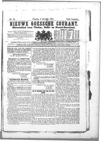 Nieuwe Goessche Courant 1870-12-06