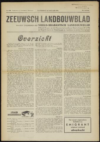 Zeeuwsch landbouwblad ... ZLM land- en tuinbouwblad 1954-01-30