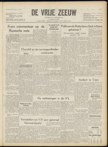 de Vrije Zeeuw 1953-11-05