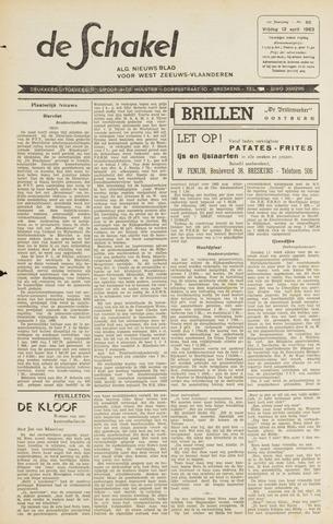 De Schakel 1963-04-12
