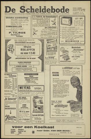 Scheldebode 1961-06-22