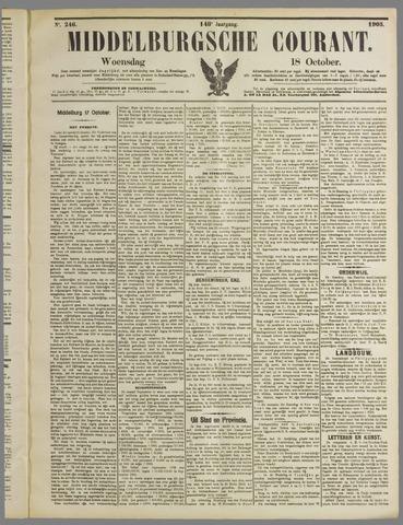 Middelburgsche Courant 1905-10-18