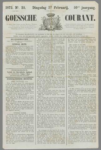 Goessche Courant 1872-02-27
