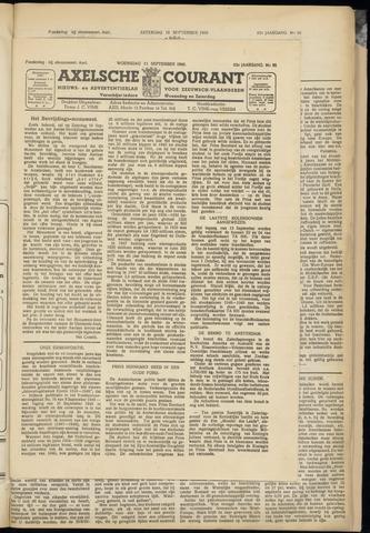 Axelsche Courant 1948-09-15
