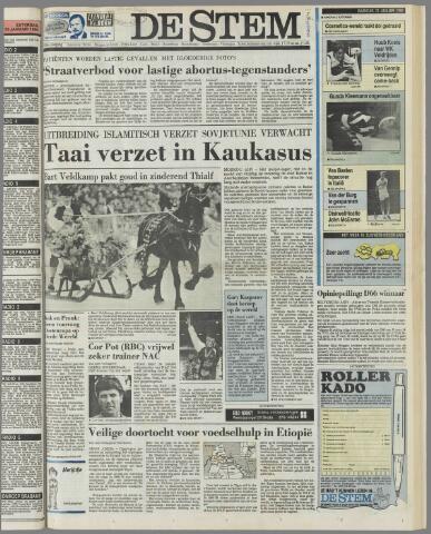 de Stem 1990-01-22