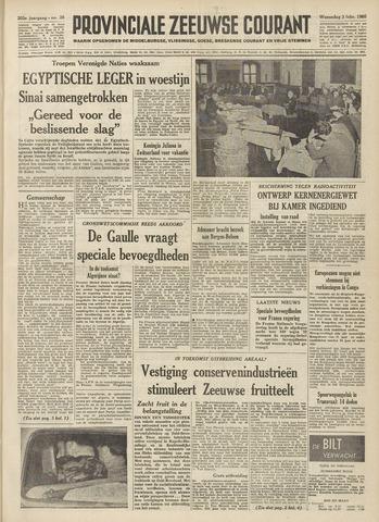 Provinciale Zeeuwse Courant 1960-02-03