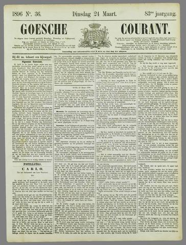Goessche Courant 1896-03-24