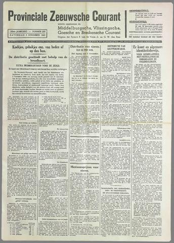 Provinciale Zeeuwse Courant 1940-11-02