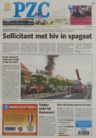 Provinciale Zeeuwse Courant 2011-05-23