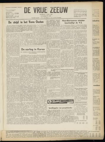 de Vrije Zeeuw 1950-07-04