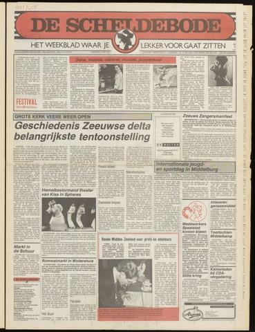 Scheldebode 1984-05-16