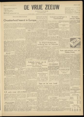 de Vrije Zeeuw 1956-01-28