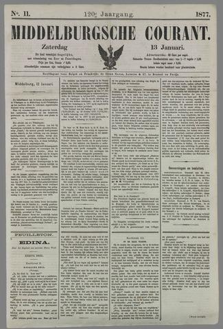 Middelburgsche Courant 1877-01-13
