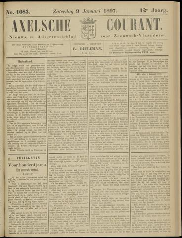Axelsche Courant 1897-01-09