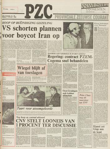Provinciale Zeeuwse Courant 1980-02-08