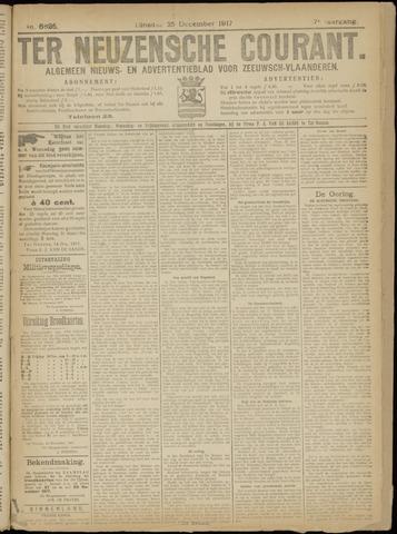 Ter Neuzensche Courant. Algemeen Nieuws- en Advertentieblad voor Zeeuwsch-Vlaanderen / Neuzensche Courant ... (idem) / (Algemeen) nieuws en advertentieblad voor Zeeuwsch-Vlaanderen 1917-12-25