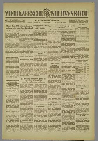 Zierikzeesche Nieuwsbode 1952-08-02