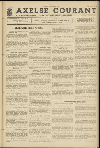 Axelsche Courant 1959-11-07