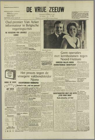 de Vrije Zeeuw 1966-02-16