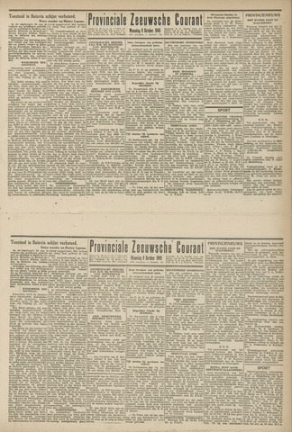 Provinciale Zeeuwse Courant 1945-10-08