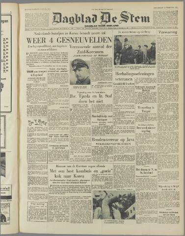 de Stem 1951-02-15