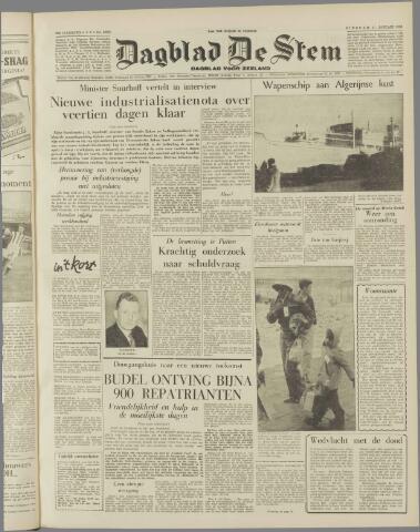 de Stem 1958-01-21