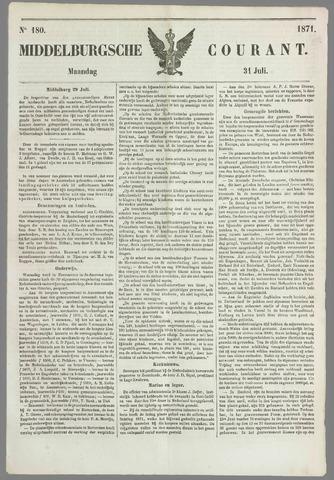 Middelburgsche Courant 1871-07-31