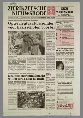 Zierikzeesche Nieuwsbode 1996-08-20