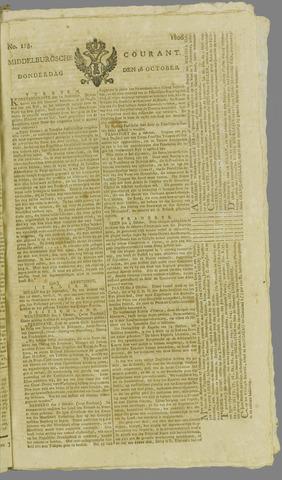 Middelburgsche Courant 1806-10-16