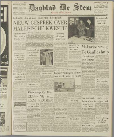 de Stem 1964-02-27