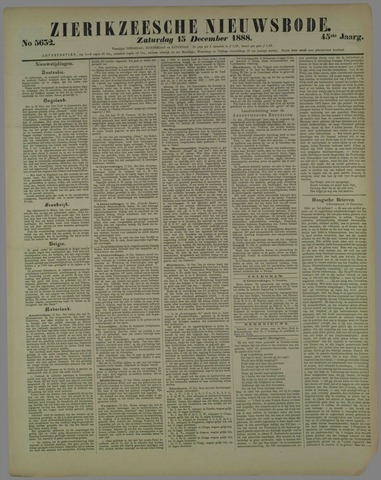 Zierikzeesche Nieuwsbode 1888-12-15